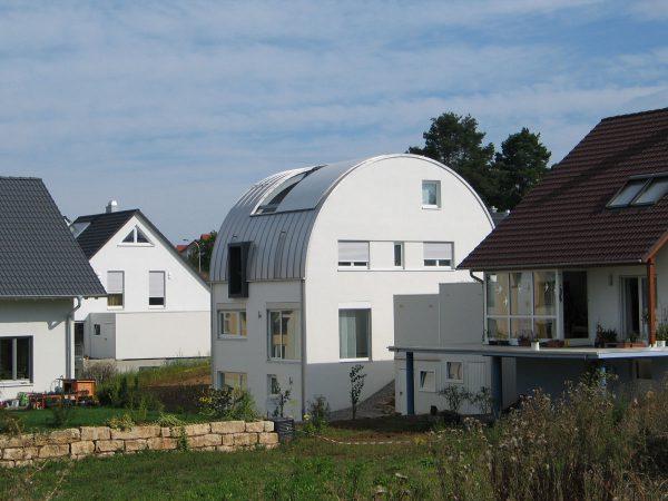 Wabe-Plan Architektur Wohnhaus mit Sternwarte