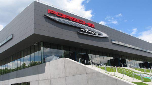 Wabe-Plan Architektur Porsche Arena Stuttgart