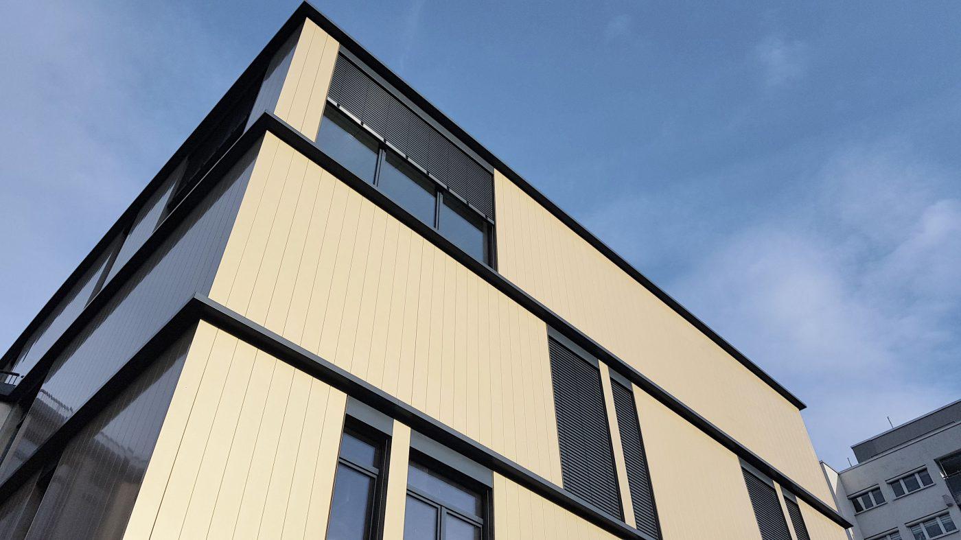 Wabe-Plan Architektur Ausbildungszentrum Esslingen