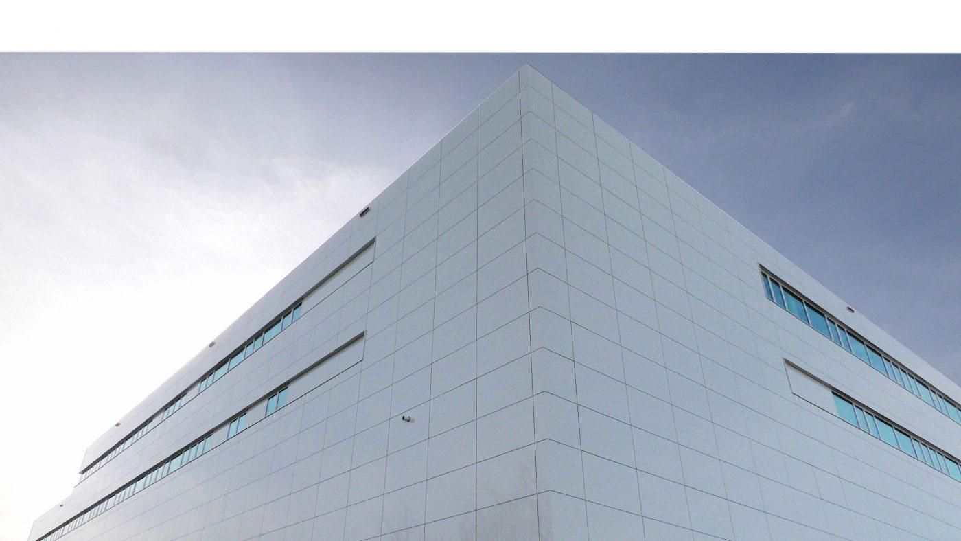 Wabe-Plan Architektur Fahrsimulationszentrum