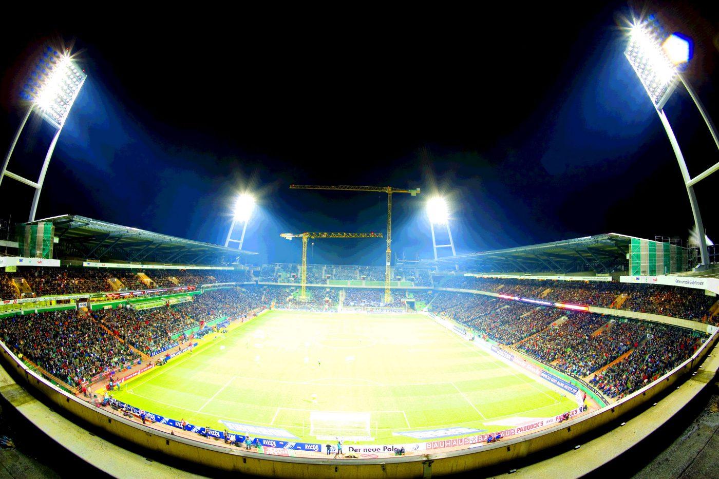 Wabe-Plan Architektur Weser-Stadion Bremen