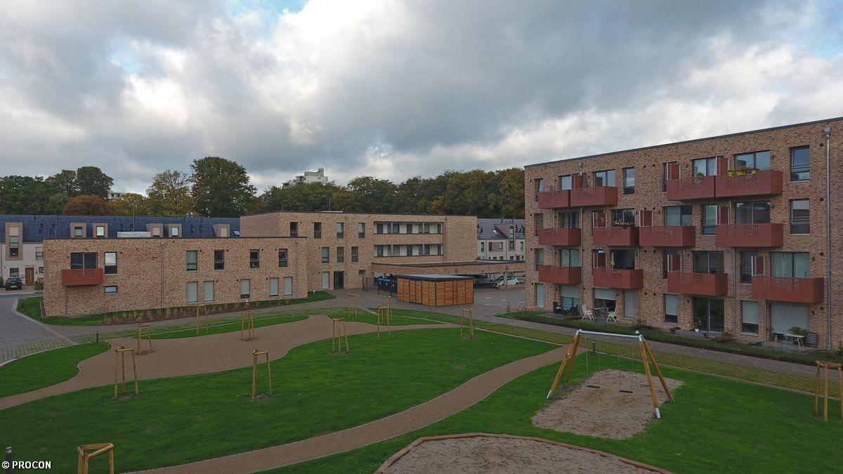 Wabe-Plan Architektur Lesum Park Wohnungsbau Bremen