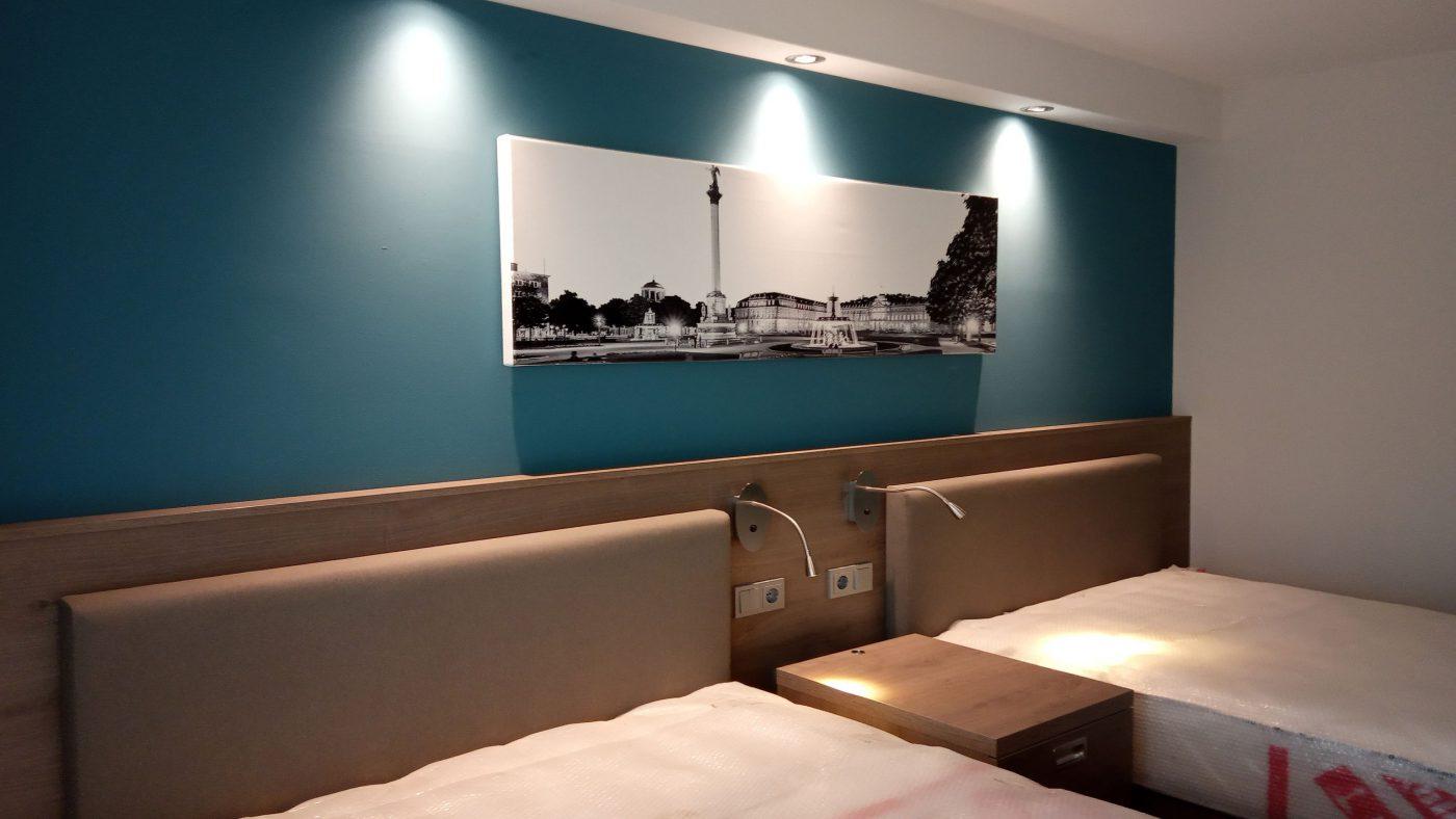 Wabe-Plan Architektur Doppelhotel Stuttgart