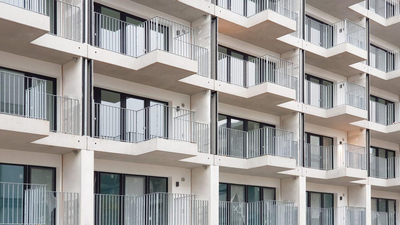Wabe-Plan Architektur Europahafen Wohnungsbau Bremen
