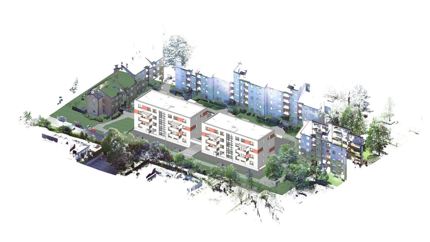 Wabe-Plan Architektur UWS Wohnungsbau Ulm